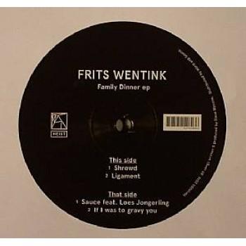 Frits Wentink - Family Dinner EP - HEIST005