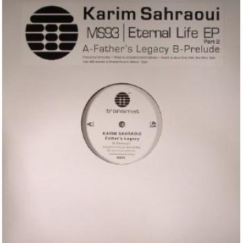 Karim Sahraoui - Eternal Life EP part 2 - Transmat - MS200
