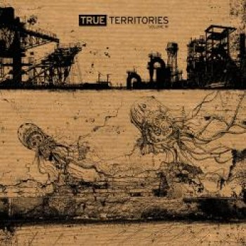VARIOUS ARTISTS - TRUE TERRITORIES VOLUME #1 -  LOCKERTMATIK