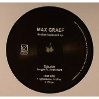 Max Graef - Broken Keyboard EP - Heist Recordings