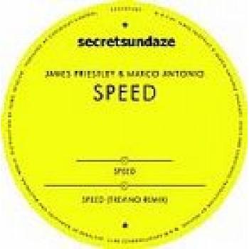 James Priestley & Marco Antonio - Speed - Secretsundaze