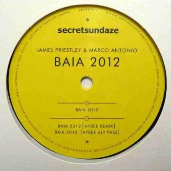 James Priestley & Marco Antonio - Baia 2012 - Secretsundaze