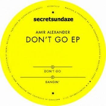 Amir Alexander - Don't Go - Secretsundaze