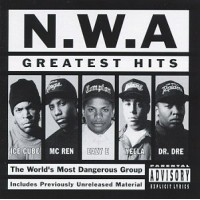N.W.A. - Greatest Hits Album - Priority Records