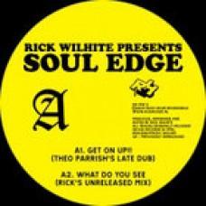 RICK WILHITE - SOUL EDGE EP - MOODYMANN RMX - RUSH HOUR