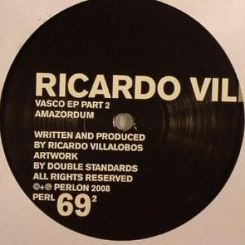 Ricardo Villalobos - Vasco EP Part 2 - Perlon - PERL 69.2