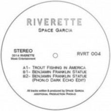 SPACE GARCIA / PHON.O - TROUT FISHING IN AMERICA EP - RIVERETTE SPAIN