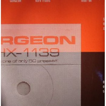 SURGEON - RARE TRACKS 95-96 (2014 REMASTER) - SRX