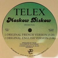 TELEX - MOSKOW DISKOW - JDC
