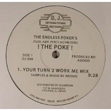 THE ENDLESS POKER'S  - THE POKE - DJ INTERNATIONAL