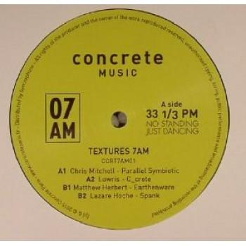 Various Artist - Textures 7am - Concrete 7am