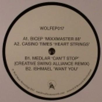 Various Artists  - Wolf EP 017 (ft Bicep & Medlar)