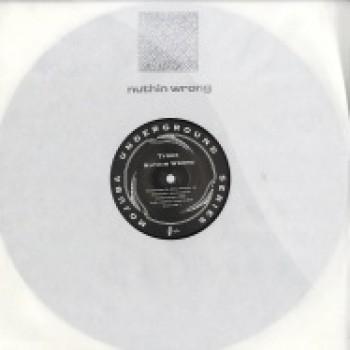 Tyree - NUTHIN WRONG - Mojuba Underground Series / MU1