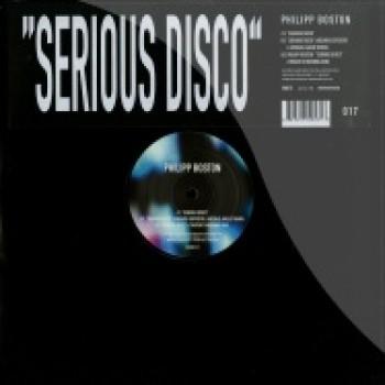 PHILIPP BOSTON - SERIOUS DISCO - WHITE0176