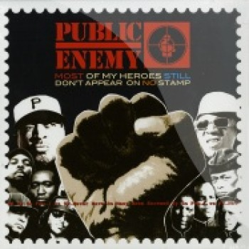 PUBLIC ENEMY - MOST OF MY HEROES STILL DONT APPEAR ON NO STAMP (2X12 LP, 180G)