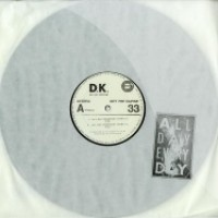 D.K. - All day everyday - Get The Curse Music / GTCM016