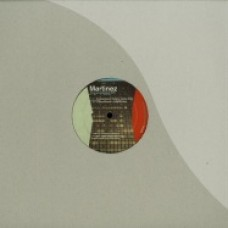 Martinez - CONSOLIDATION EP - VINYL ONLY - Concealed Sounds / CCLD002