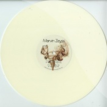 Marvin Zeyss - CATCHING THE LIGHT - WHITE VINYL ONLY - MARVIN001