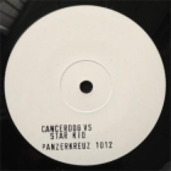Cancerdog vs Star Kid - LP - Panzerkreuz 1012