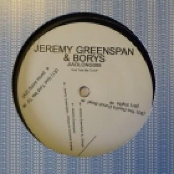 Jeremy Greenspan & Borys - God Told me To - Jiaolong009