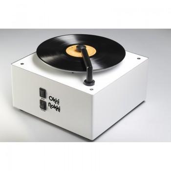 Okki Nokki - Record Cleaner Machine  - WHITE