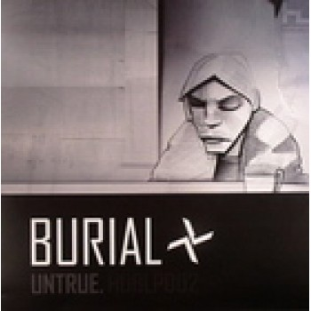 Burial - Untrue LP - Hyperdub